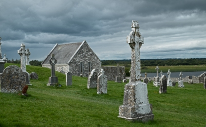 High Crosses of Clonmacnoise