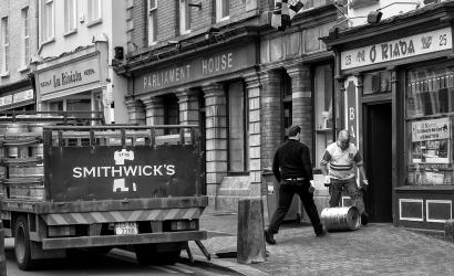 Smithwick delivery in Kilkenny