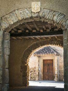La Digne d'Amont entrance