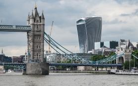 Tower Bridge and Sky Garden