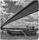 Humber Bridge in Hull