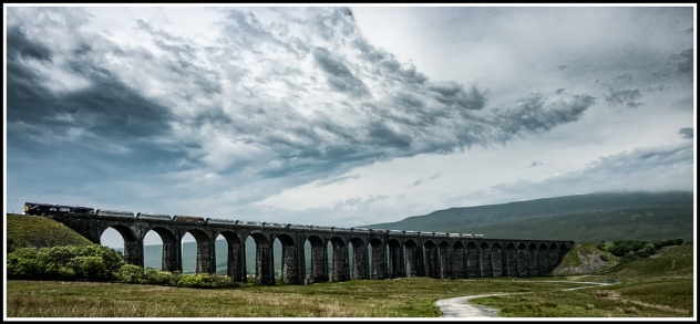 Ribblehead Viaduct, Yorkshire National Park