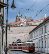 Efficient Trams in Prague