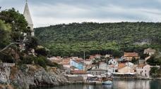 Veli Losinj harbor