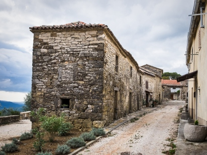 Istria Hill towns