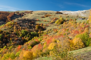 Fall in Bosnia-Herzogovina