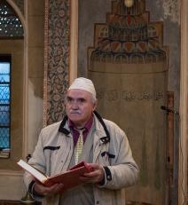 Imam of Gazi Husrev-beg Mosque, Sarajevo
