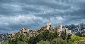 The Fortress at Klis.