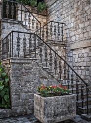 Stairway in Kotor.