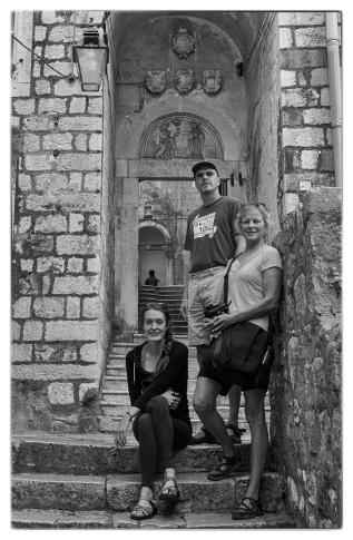 Clay, Kaye and Emily