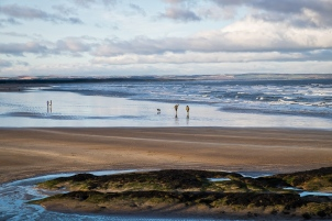 St. Andrews shoreline