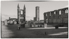 St. Andrews Cathedral ruins