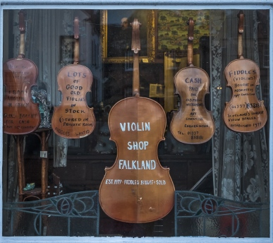 Falkland violin shop