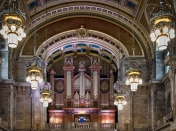 Pipe Organ recital at Kelvingrove
