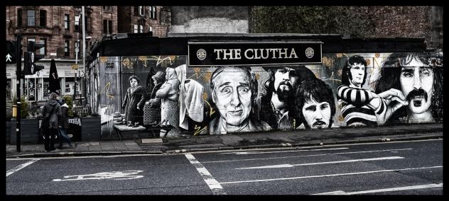 The Clutha pub