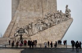 Memorial to the Portuguese Explorers.