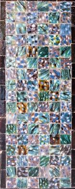 Tile detail in Seville
