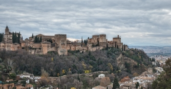 View of Alhambra
