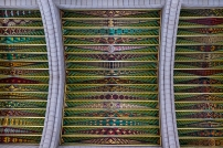 Almudena Cathedral ceiling