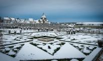 Chateau de Villandry gardens